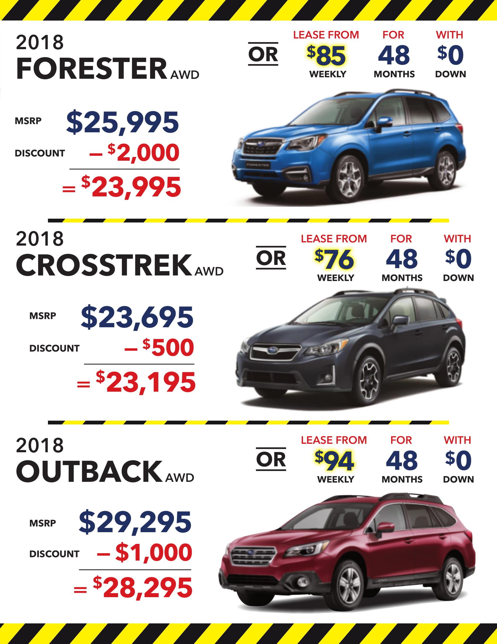 Subaru - May 2018 Flyer-2