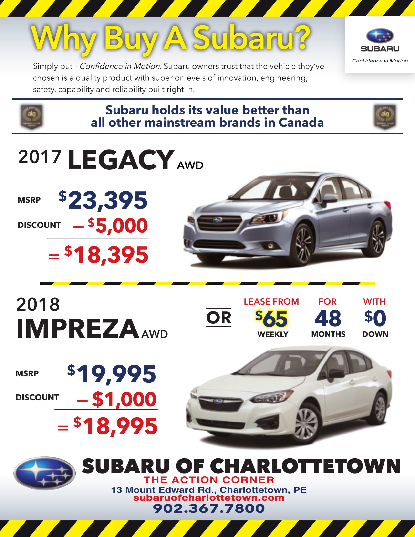 Subaru - May 2018 Flyer-1
